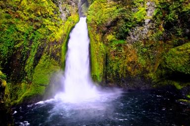 Wahclella Falls | Oregon