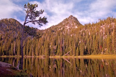 Black Lake | Anthony Lakes Oregon