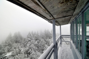 Fall Mountain Lookout Cabin | Eastern Oregon