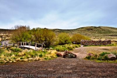 Hart Mountain Hot Springs