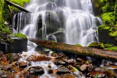 fairy falls oregon