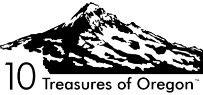ten treasures of oregon